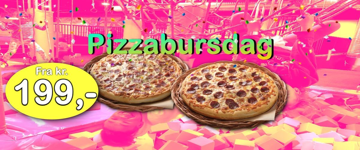 pizzabursdag