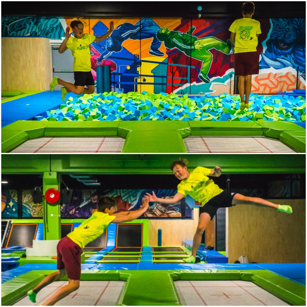 trampolinekurs